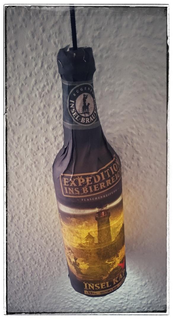 Bierflaschen Gracia Sacher Texterin Diplom Biersommeliere